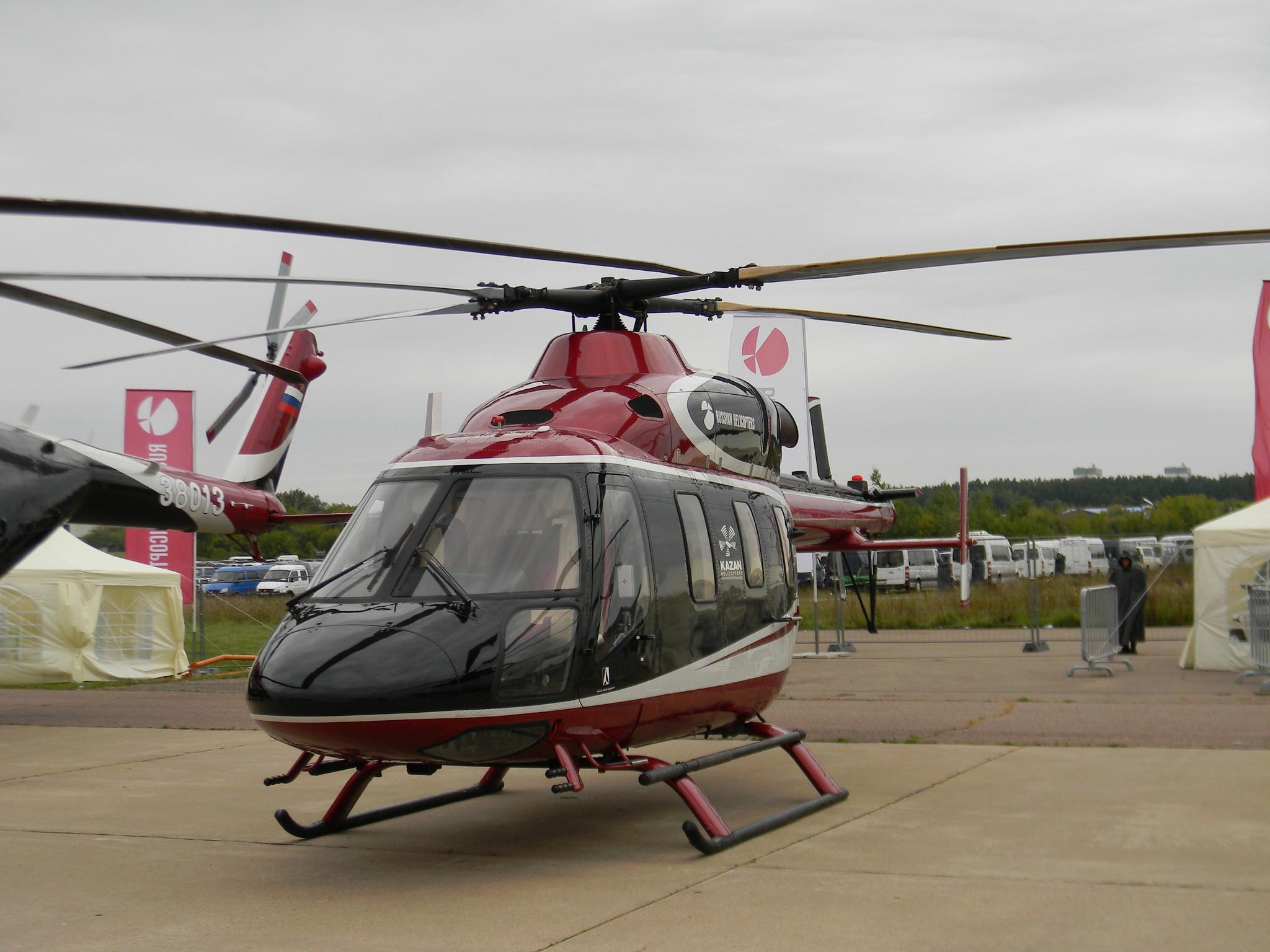 фото вертолетов миля объектов